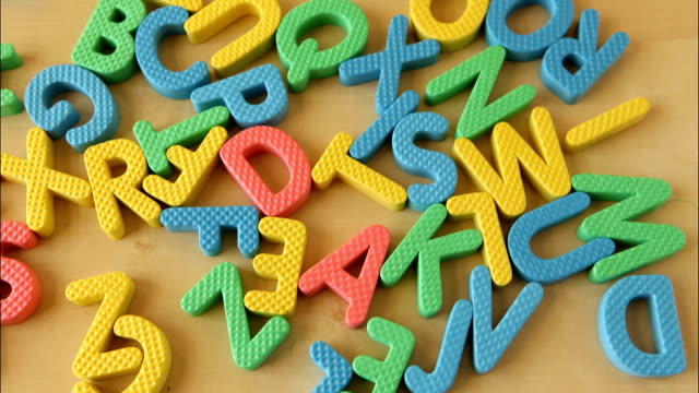 Letters Spelling Education