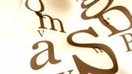 Letters (CGI)