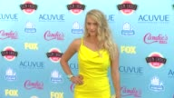 Leven Rambin at 2013 Teen Choice Awards Arrivals on 8/11/2013 in Universal City CA