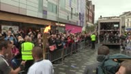 Lewis Hamilton is the first torch relay runner as Day 52 starts in Luton town centre Lewis Hamilton is the first torch relay runner as at Market...