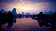 Li river in the Morning