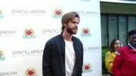 Liam Hemsworth at City Year Los Angeles Spring Break in Los Angeles CA