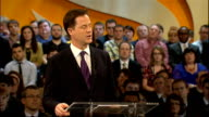 Nick Clegg speech Nick Clegg MP speech SOT Liberal Democrats we have now been in Government for 500 days Not easy is it None of us thought it would...