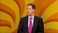 Nick Clegg speech And now a different challenge awaits We've been in emergency mode for the last four years but that is slowly changing If this...