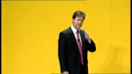 Nick Clegg delivers first major speech as leader It even affects how long that life will be Some day if you're in London get on the tube at...
