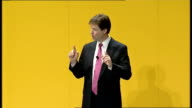Nick Clegg delivers first major speech as leader I met a remarkable young man a couple of months ago in Southwark Ashley had the kind of drive and...