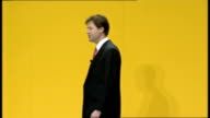 Nick Clegg delivers first major speech as leader We want services that are humansized personal in nature and designed for real people We don't want...