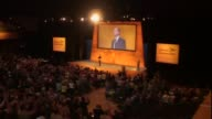 Tim Farron speech Farron speech SOT And I realised that the UK government was ignoring their humanity it was just stuck in media management mode...
