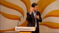 Nick Clegg question and answer session ABOUT PUSHING IT FOR RURAL AREAS To bring you up to date / Michael Heseltine came up with a very good report /...