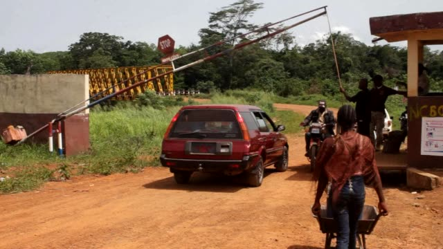Liberia reopened its borders with Guinea Sierra Leone and Ivory Coast in February after the Ebola outbreak petered out
