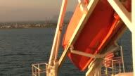 Liberian Flag on board