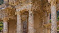 Library of Celsus in Ephesus, Selçuk village, Izmir Region, Turkey