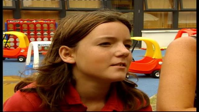 Cystic Fibrosis Ashley Parlane interview SOT Describes how cystic fibrosis affects her life