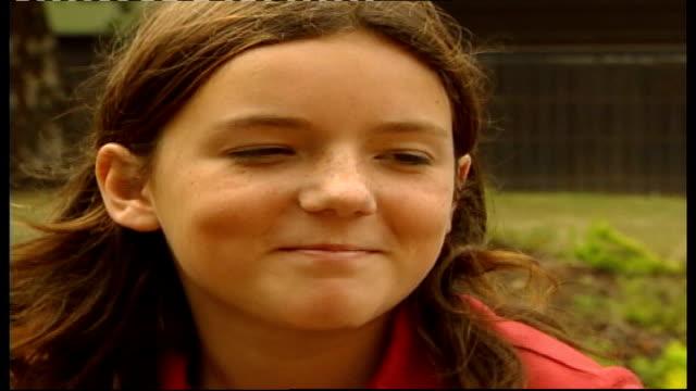Cystic Fibrosis Ashley Parlane sat smiling