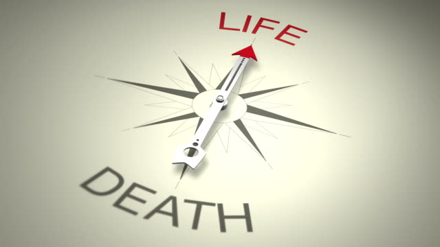 Leben im Vergleich zum Tod