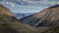Life Zones of the Rocky Mountains - Time Lapse