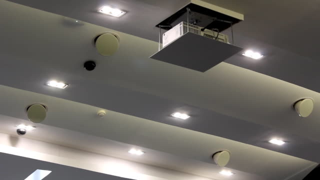 Lift Projector keep on ceiling.part 2