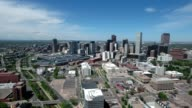 Lift to Reveal Downtown Denver