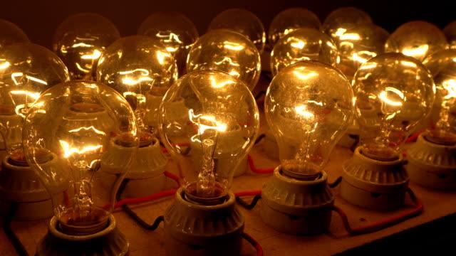LD, HA Light Bulb on and off , light become dark