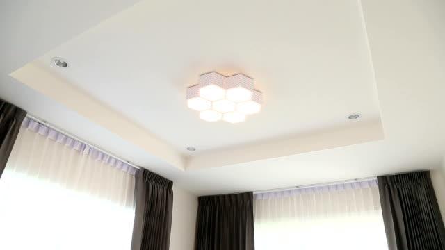 Light bulb turning on