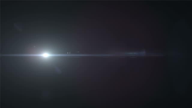 Ljus linsen Flare Overlay, övergång, Film bränna, ljus läcka