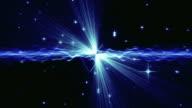 Light Streaks Particles Loop