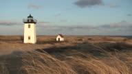 Grass HD-Leuchtturm und Strand