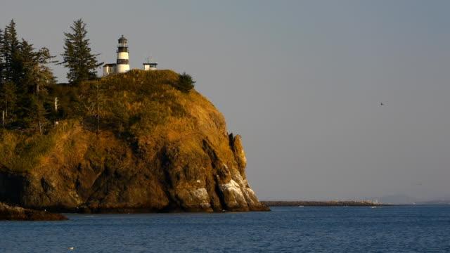 HD Lighthouse on Washington coast