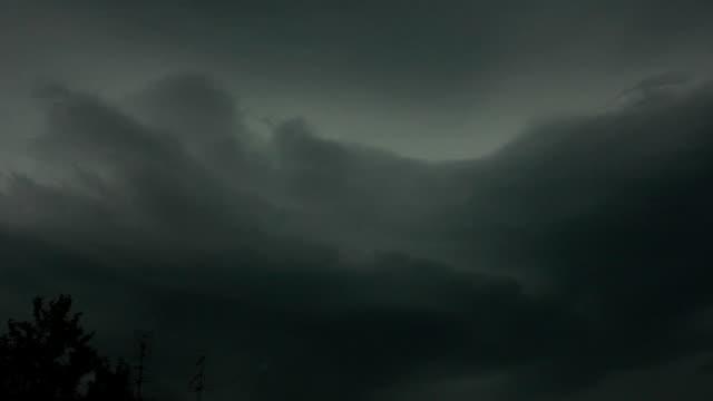 Lightings clouds