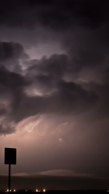 Lightning Stop Motion