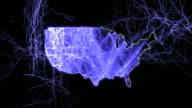 USA lightning