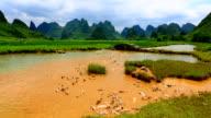 Lijiang River in Guilin