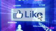 Like Button In The Digital World