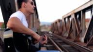 I like to play my gitar