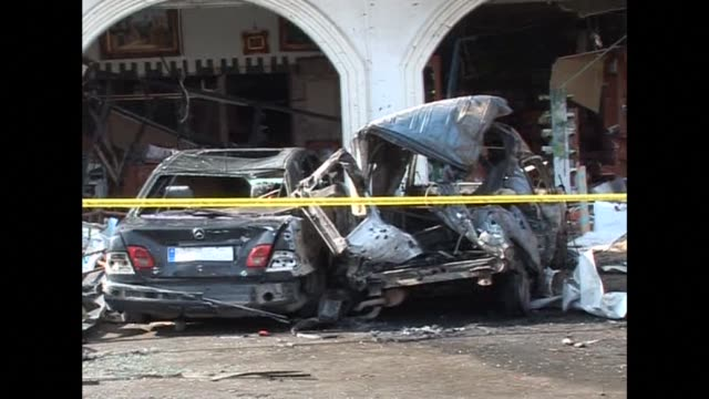 A likely suicide car bomb on Thursday ripped through the main square of Hermel a Hezbollah bastion in Lebanon's Bekaa Valley killing three people in...