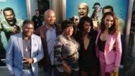 Lil Rel Howery David Alan Grier Tiffany Haddish Amber Stevens West and Loretta Devine at 'Keanu' Los Angeles Premiere at ArcLight Cinemas Cinerama...