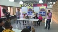 Lilian Tintori activista y esposa del opositor encarcelado en Venezuela Leopoldo Lopez condeno el jueves la detencion del diputado Gilber Caro quien...