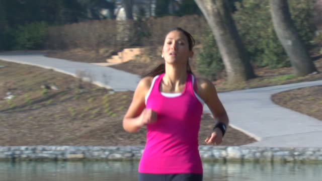 Liliana's Run - Panning