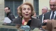 Liliane Bettencourt heredera del grupo de cosmeticos L'Oreal y la mujer mas rica del mundo murio el miercoles por la noche a la edad de 94 anos...
