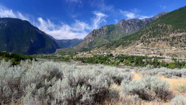 Lillooet, formerly Cayoosh Flat, is a community on the Fraser River in British Columbia, Canada.