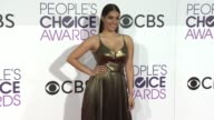 Lilly Singh at the People's Choice Awards 2017 at Microsoft Theater on January 18 2017 in Los Angeles California