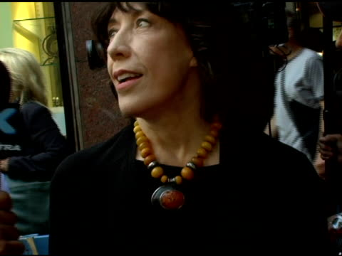Lily Tomlin at the 'A Prairie Home Companion' New York Premiere at the DGA Theater in New York New York on June 4 2006