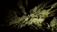 LA Limestone Caves ceiling/ Muldersdrift/ South Africa