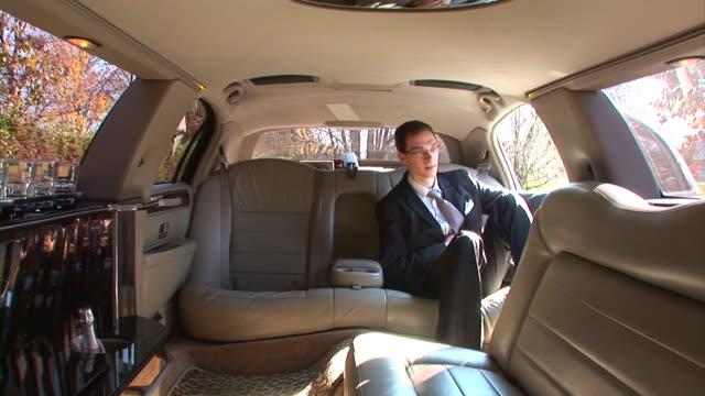 HD: Limousine Interior