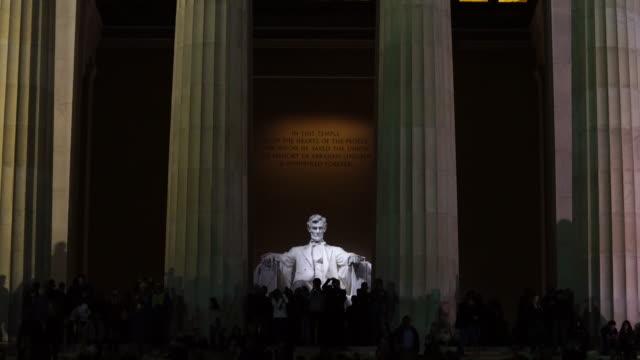 Lincoln Memorial, Washington DC, USA.