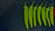 Linea di chillies