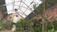 WS TD Linnean house at Missouri botanical garden / St Louis, Missouri, USA