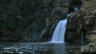Linville Falls Time Lapse