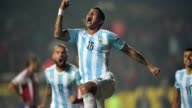 Lionel Messi produced a scintillating individual performance as Argentina destroyed Paraguay 61 to reach the final of the Copa America here Tuesday
