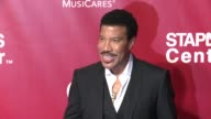 Lionel Richie at the 2016 MusiCares Person of The Year Honoring Lionel Richie at Los Angeles Convention Center on February 13 2016 in Los Angeles...